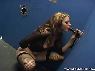 Jade screaming while drilled with chunky cock hardcore preacher