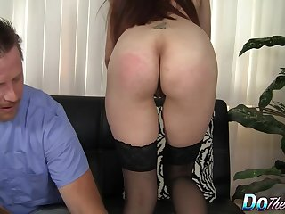 Cheating Housewife Jamie Lynn Skye Fucks a Troupe Director
