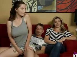 Molly Jane nails her Procreator behind Moms back