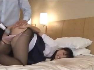 Crazy Japanese model not far from Hottest JAV scene unabated