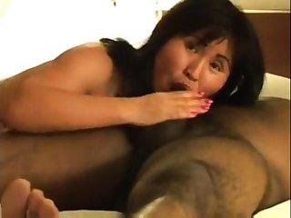Asian Interracial POV