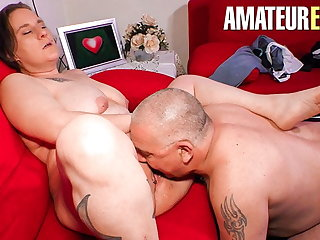AmateurEuro - Vulgar Mating Tape With A Horny Mature Housewife