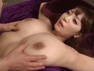 Japanese busty wanton lovable adult instalment