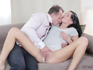 Brunette, Close up, Doggystyle, Shave, Shaved pussy, Wife